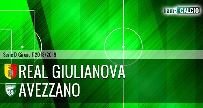 Real Giulianova - Avezzano