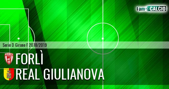 Forlì - Real Giulianova