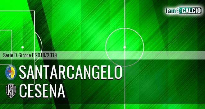 Santarcangelo - Cesena