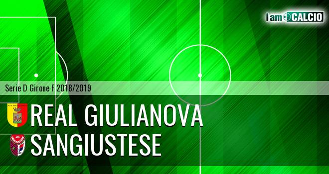 Real Giulianova - Sangiustese