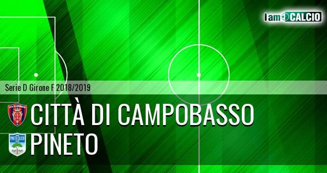 Città di Campobasso - Pineto