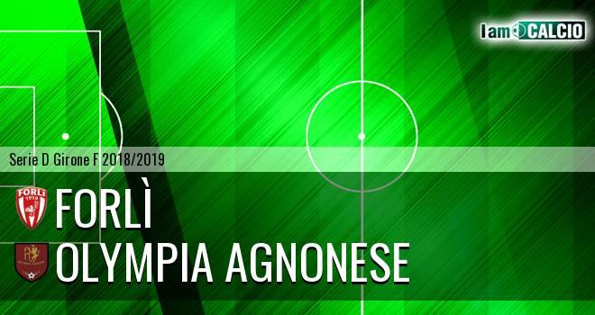Forlì - Olympia Agnonese