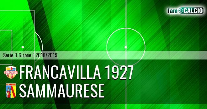 Francavilla 1927 - Sammaurese