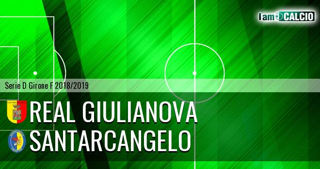 Real Giulianova - Santarcangelo
