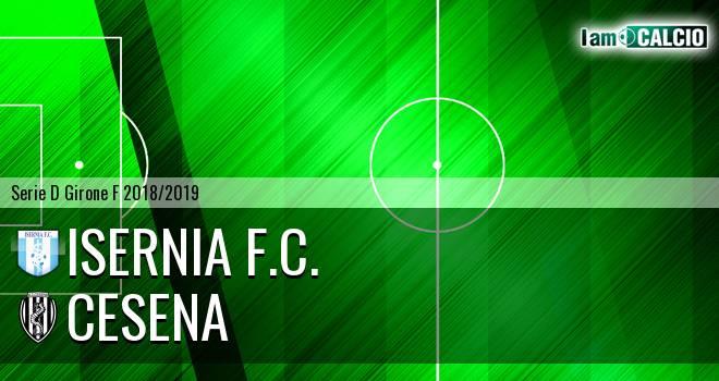 Isernia - Cesena