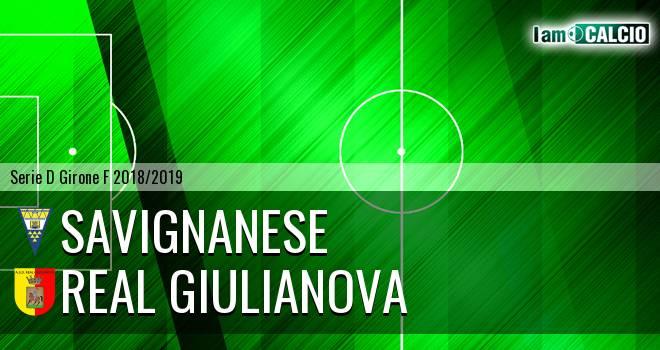 Savignanese - Real Giulianova