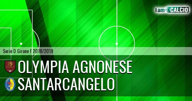 Olympia Agnonese - Santarcangelo