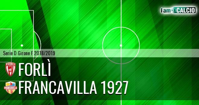 Forlì - Francavilla 1927