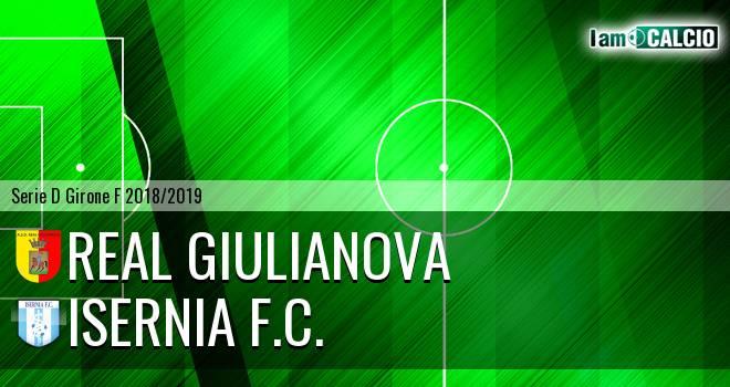 Real Giulianova - Isernia