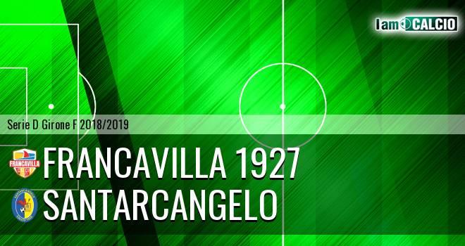 Francavilla 1927 - Santarcangelo