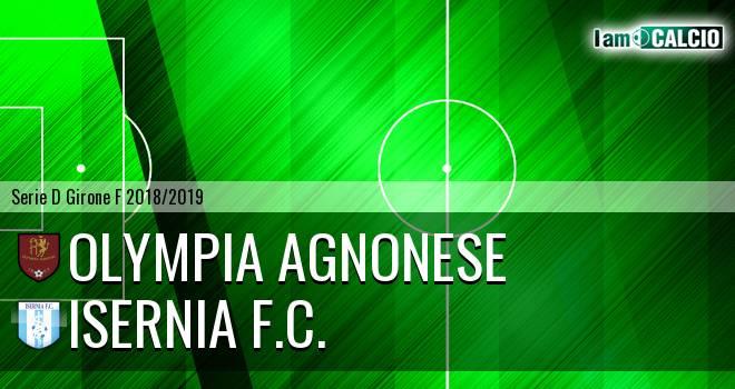 Olympia Agnonese - Isernia