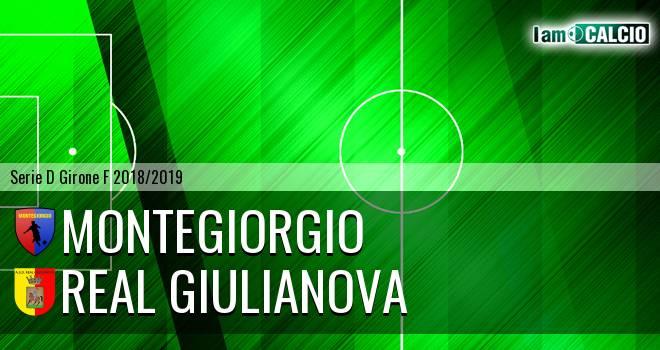Montegiorgio - Real Giulianova