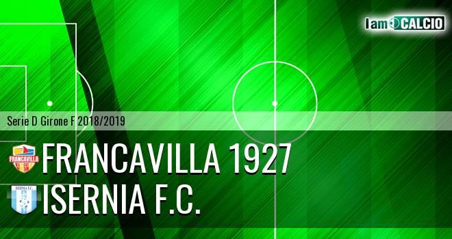Francavilla 1927 - Isernia