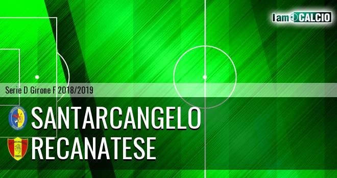 Santarcangelo - Recanatese