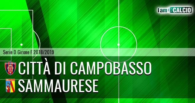 Città di Campobasso - Sammaurese