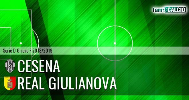 Cesena - Real Giulianova