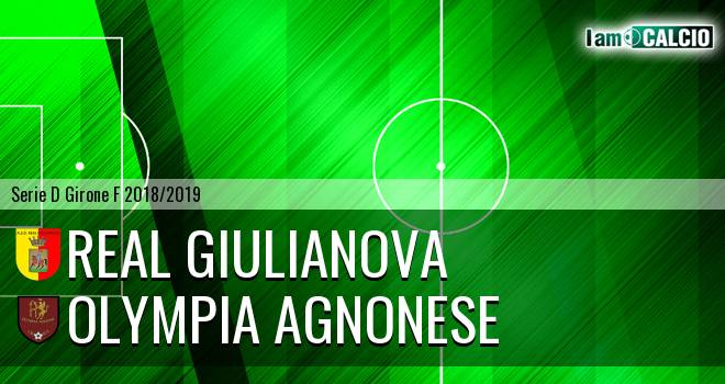 Real Giulianova - Olympia Agnonese