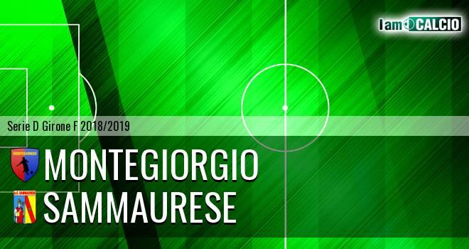 Montegiorgio - Sammaurese