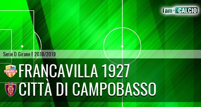 Francavilla 1927 - Città di Campobasso