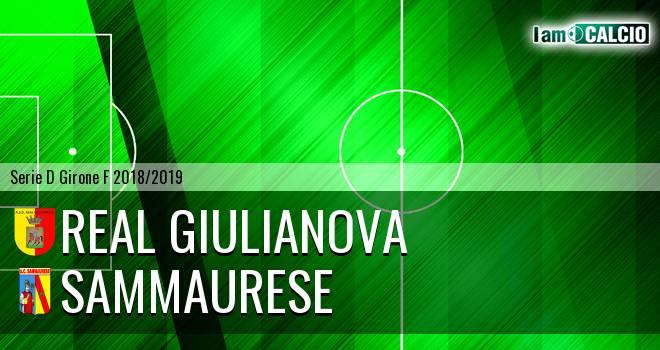 Real Giulianova - Sammaurese