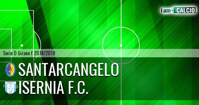 Santarcangelo - Isernia