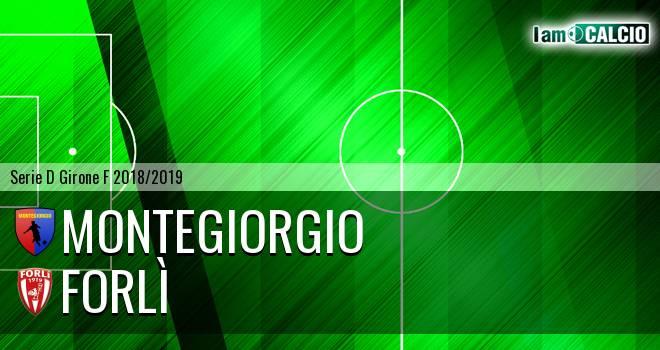 Montegiorgio - Forlì