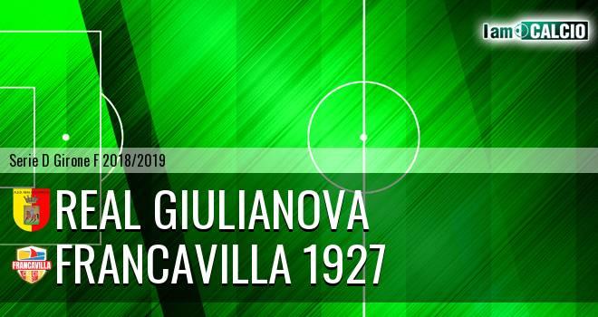 Real Giulianova - Francavilla 1927