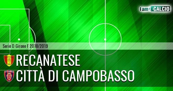 Recanatese - Città di Campobasso