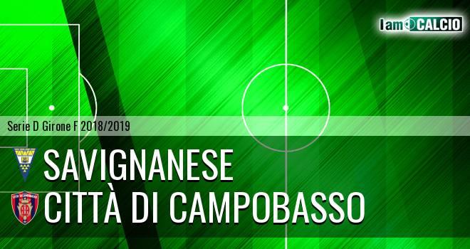 Savignanese - Città di Campobasso