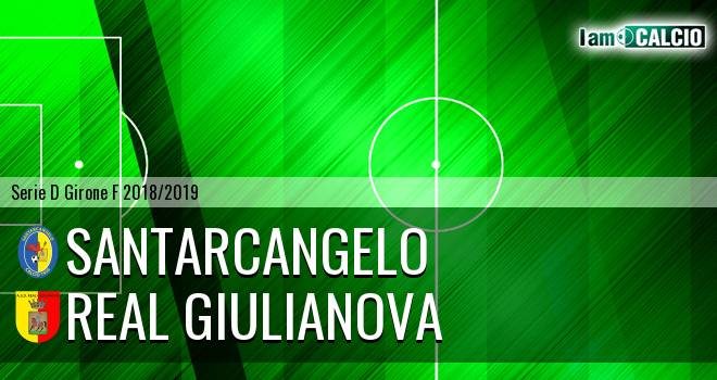 Santarcangelo - Real Giulianova