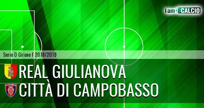 Real Giulianova - Città di Campobasso