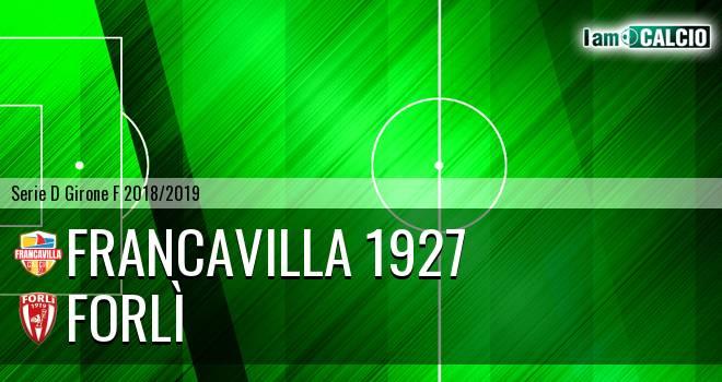 Francavilla 1927 - Forlì
