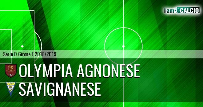 Olympia Agnonese - Savignanese