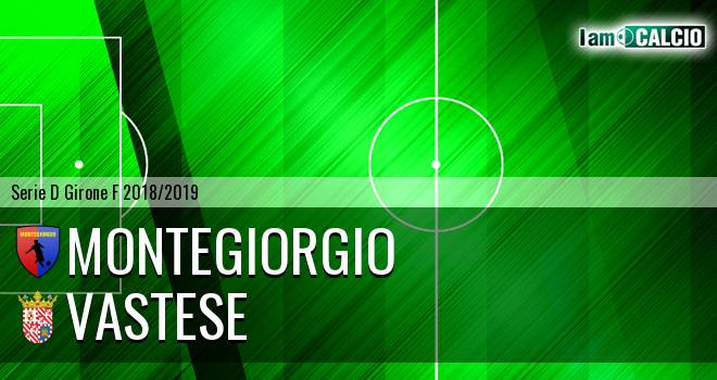 Montegiorgio - Vastese