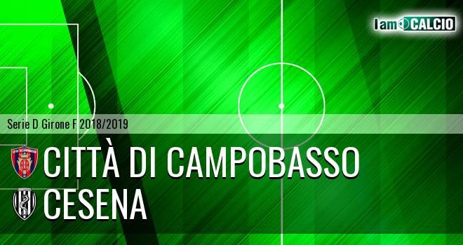 Città di Campobasso - Cesena