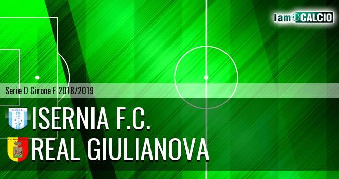 Isernia - Real Giulianova