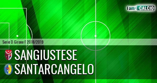 Sangiustese - Santarcangelo