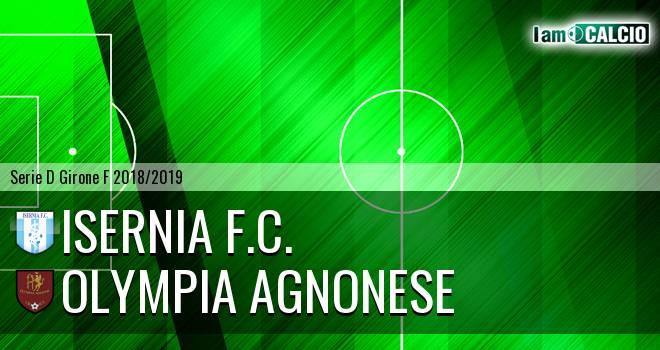 Isernia - Olympia Agnonese