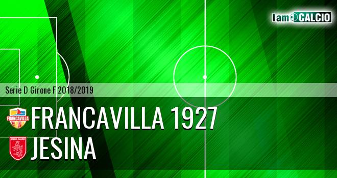 Francavilla 1927 - Jesina