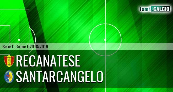 Recanatese - Santarcangelo