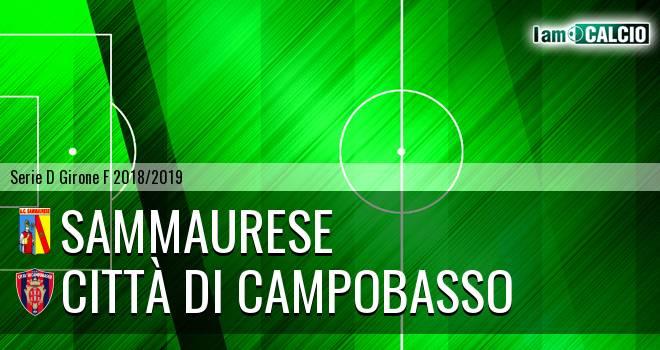 Sammaurese - Città di Campobasso
