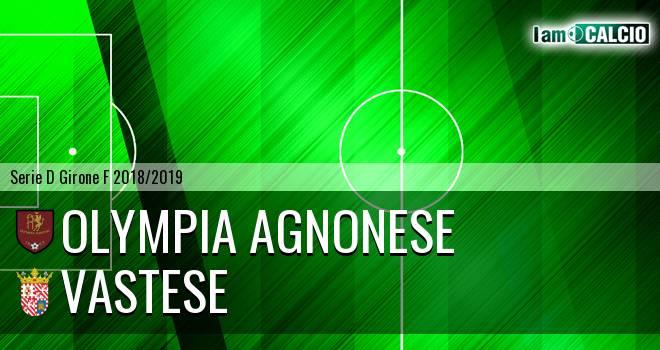 Olympia Agnonese - Vastese