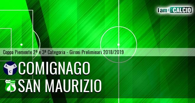 Comignago - San Maurizio