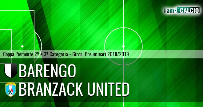 Barengo - Branzack United