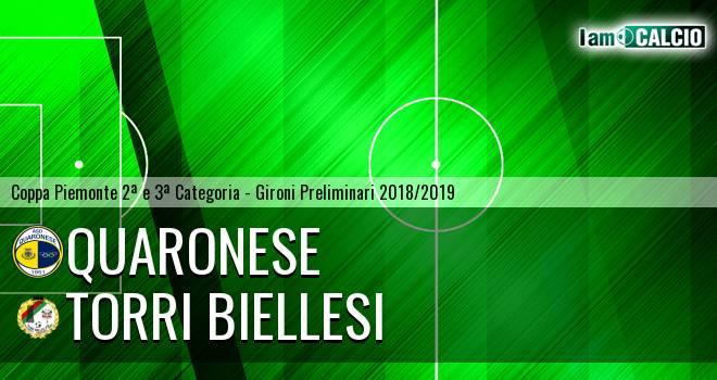 Quaronese - Torri Biellesi