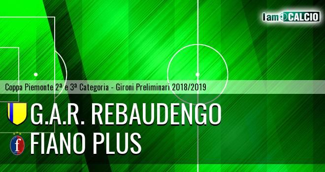 G.A.R. Rebaudengo - Fiano Plus