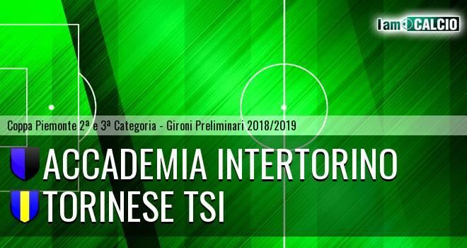 Accademia Intertorino - Torinese TSI