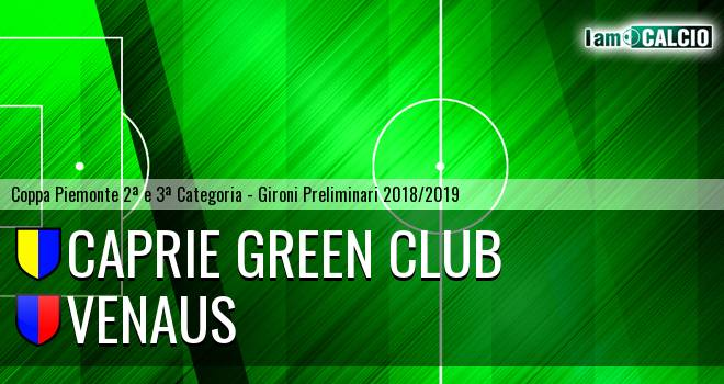 Caprie Green Club - Venaus