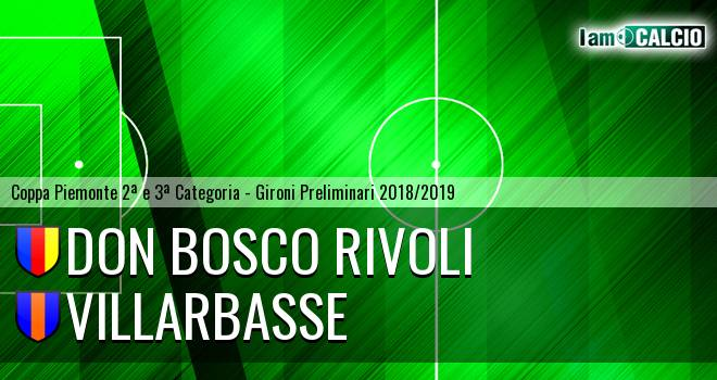 Don Bosco Rivoli - Villarbasse