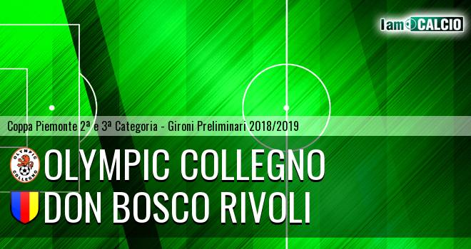 Olympic Collegno - Don Bosco Rivoli
